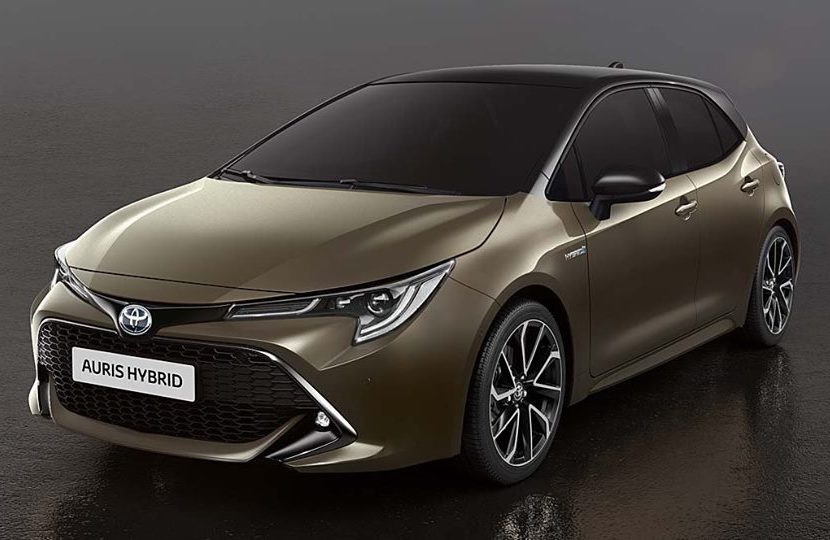 2019 Toyota Corolla Leaks Out Reveals Fresh Design