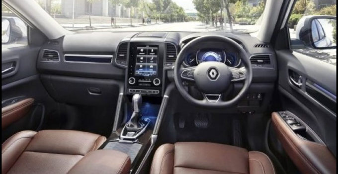 New Renault Espace Great 2 0 Diesel Performance But