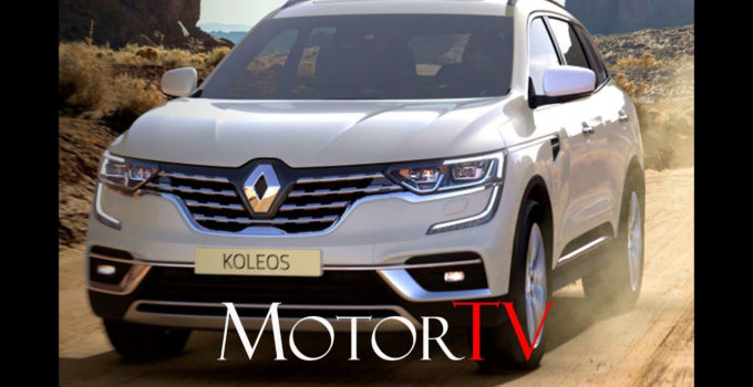 DESIGN PREVIEW New 2020 RENAULT KOLEOS Updated With New