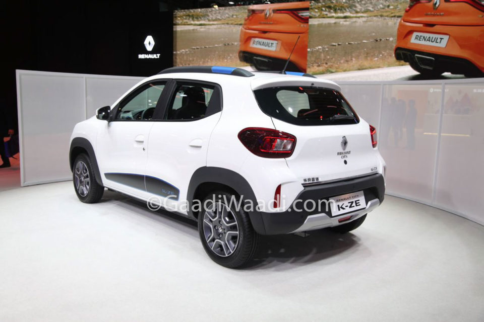 Renault Kwid Electric Launched In China From Rs 6 2 Lakh