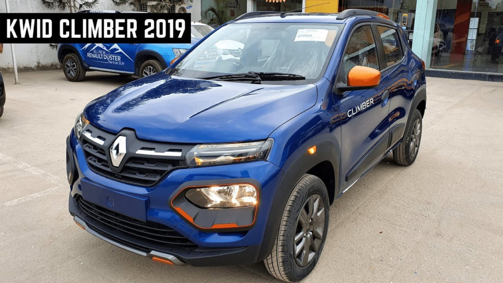 Renault Kwid Climber Facelift 2019 Review New Features
