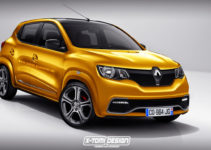 Renault s All New Kwid Looks Better As RS Model