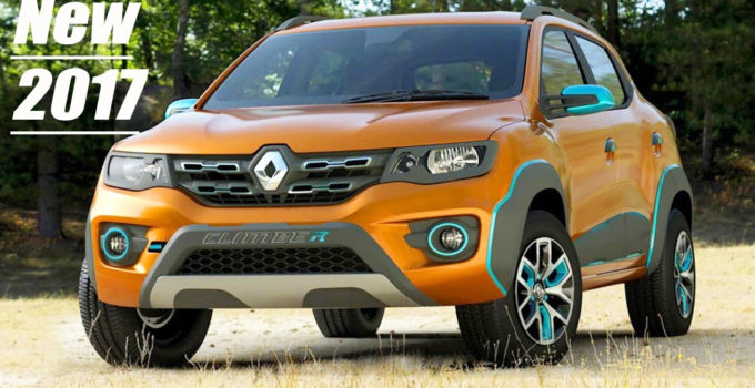 Renault Kwid Climber 2017 Launched In India L Price L