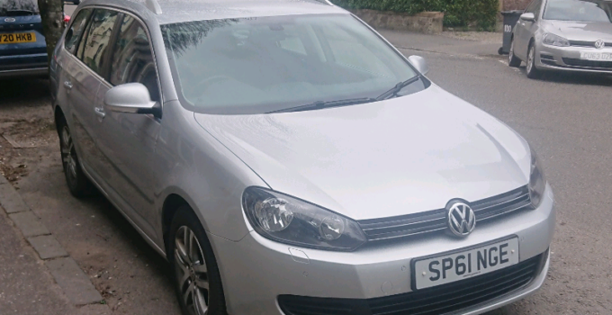 VW Golf Estate DSG deposit Taken In Callander