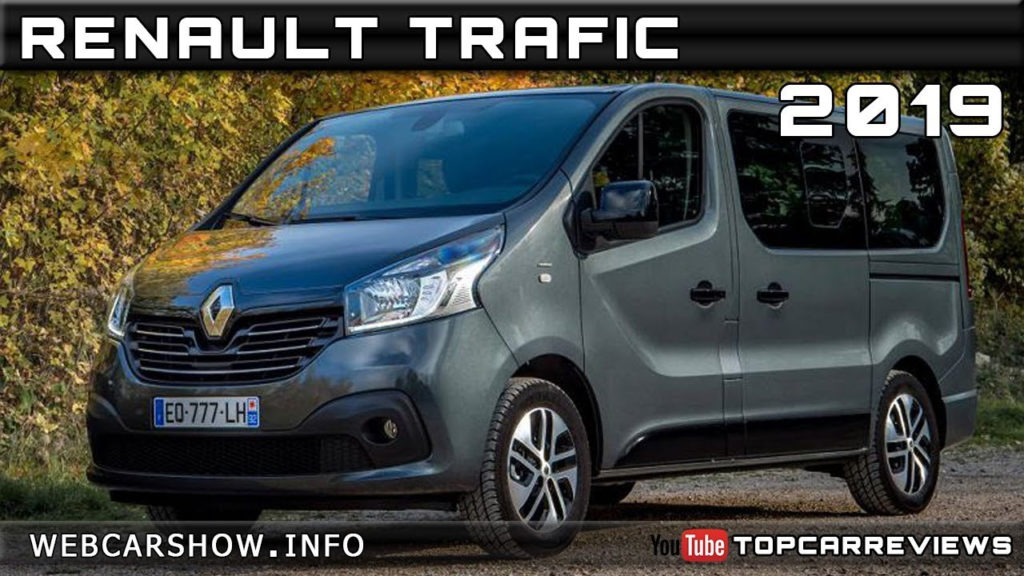 50 New 2019 Renault Trafic For Exterior And Interior