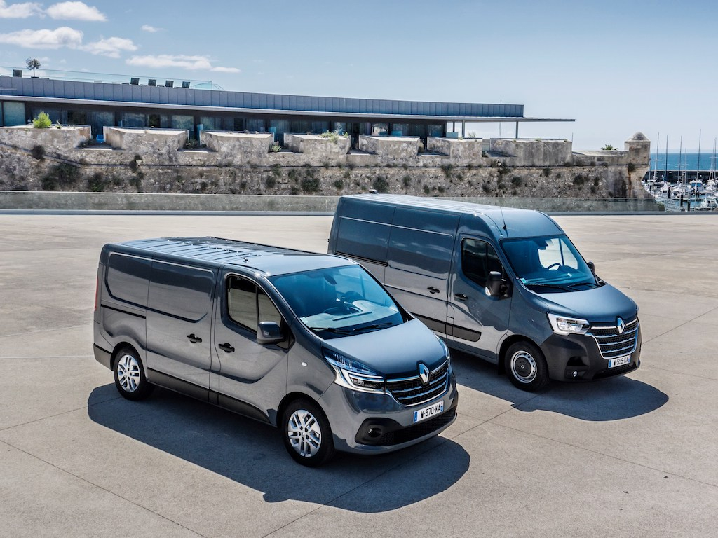 Renault Details Changes For Revamped Master And Trafic