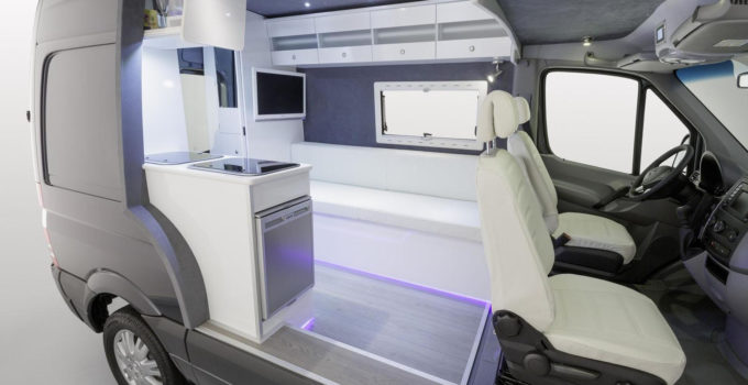 Mercedes Sprinter Caravan Concept Announced