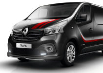 Renault Enhances Trafic Line Up With Sport Package