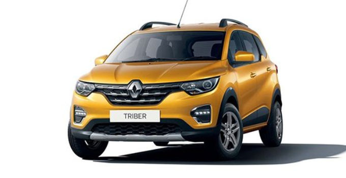 Renault Triber Price In India Launched At Rs 4 95 Lakh