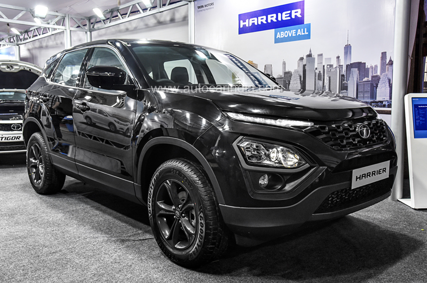 Tata Harrier Black Edition To Launch In August 2019