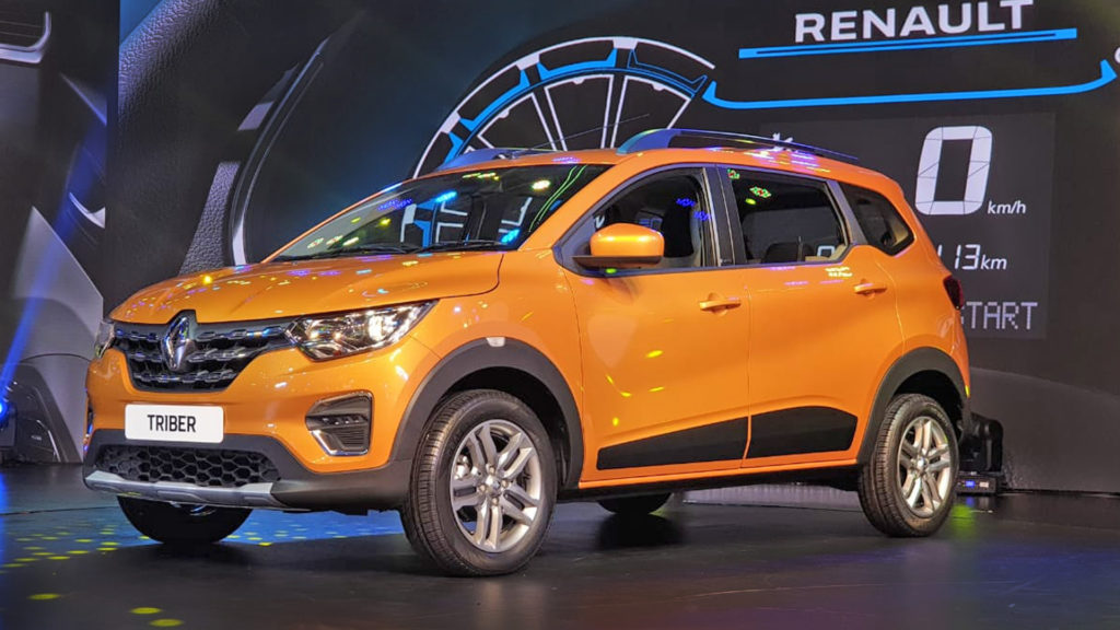 Renault Triber Price In Nepal And Specs E Nepsters