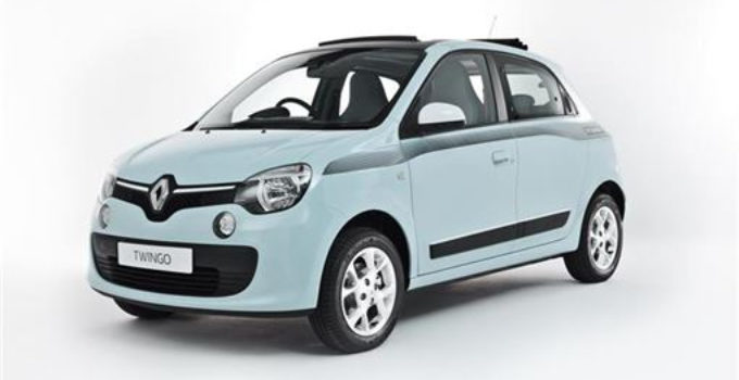 Renault Twingo The Color Run SCe 70 5d Road Test Parkers