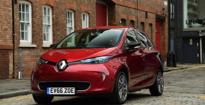 Renault Zoe Review Price Range Pictures And Specs