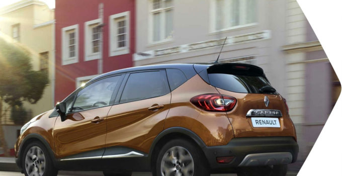 CAPTUR Small SUV Cars Renault UK
