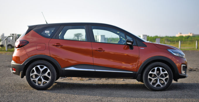 Renault Captur 2018 Price Mileage Reviews