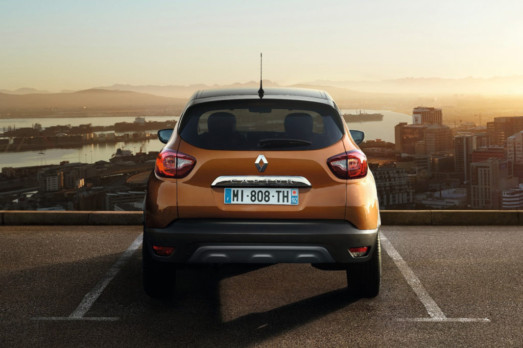 New Renault Captur Nip And Tuck Time For French Crossover