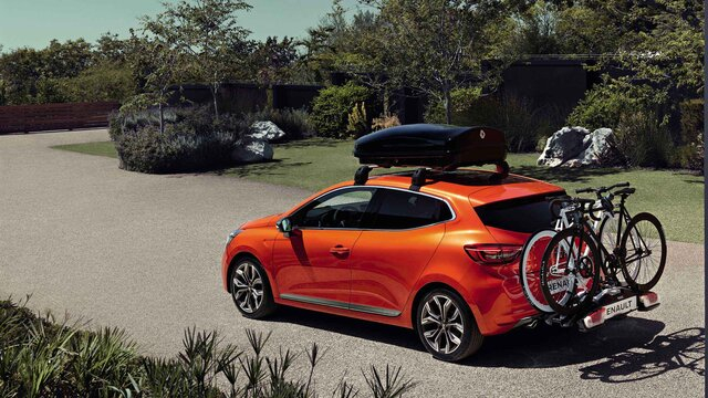 All New CLIO Entirely Redesigned Features Renault UK