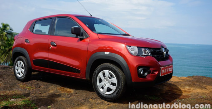 Renault Kwid Crash Tested Results Awaited