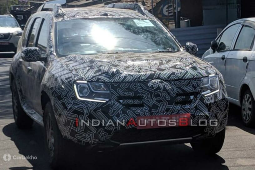 Renault Duster Facelift India Launch In 2019 CarDekho