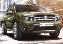 Renault Introduces 2015 Duster Facelift With Refreshed