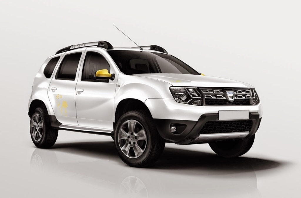 2019 Dacia Duster Review Engine Price Release Date