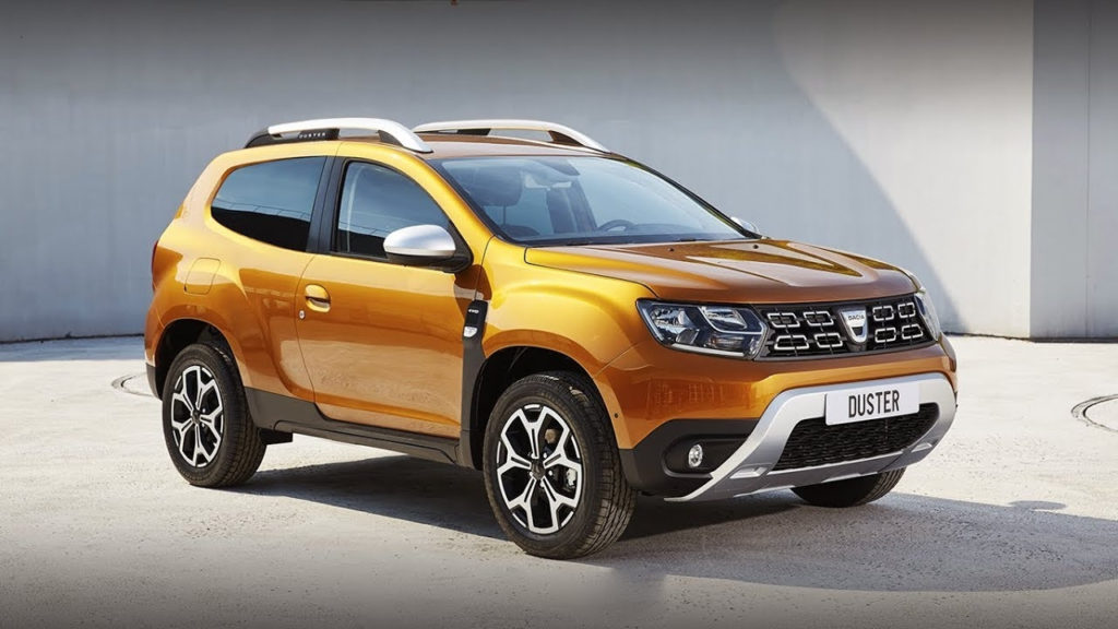 2019 Dacia Duster Review Release Date Price Redesign