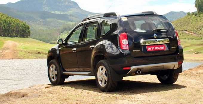BIGTECH Reviews Renault Duster