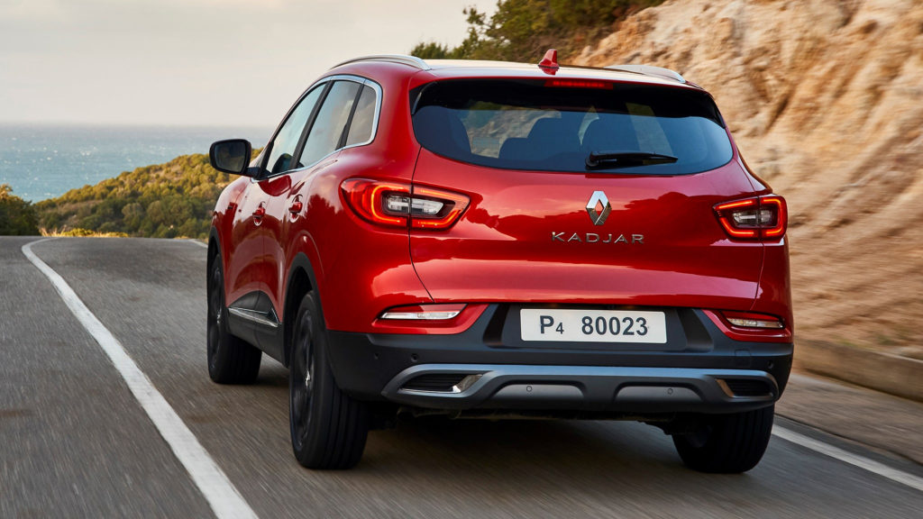 Renault Kadjar SUV 2019 Review Blink And You ll Miss It