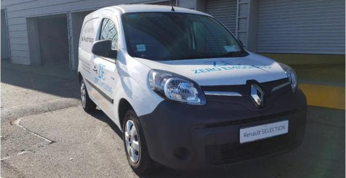 2019 191 Renault Kangoo I VAN Z E BUSINESS 33 Price
