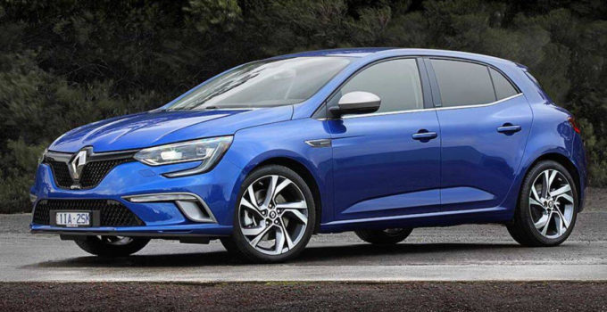 Renault Megane 2016 New Car Sales Price Car News