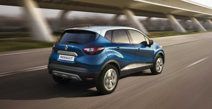 Design New CAPTUR Cars Renault UK