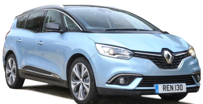 Renault Grand Scenic MPV 2019 Review Carbuyer