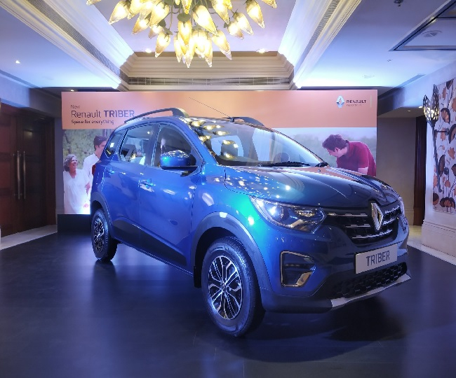 Renault Triber Launched In India Check Price And